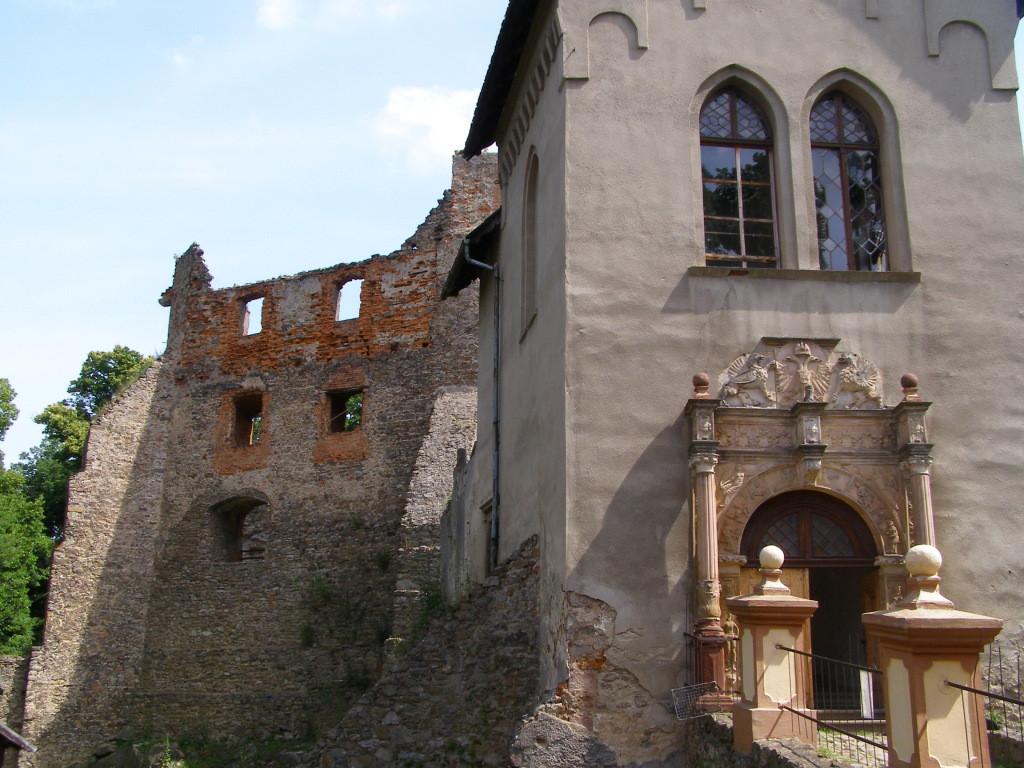 Ruins of Grodno castle