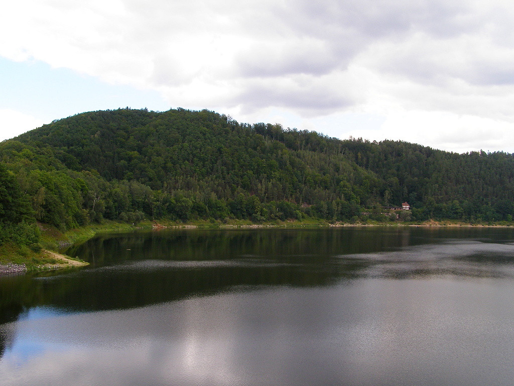 Pilchowickie lake