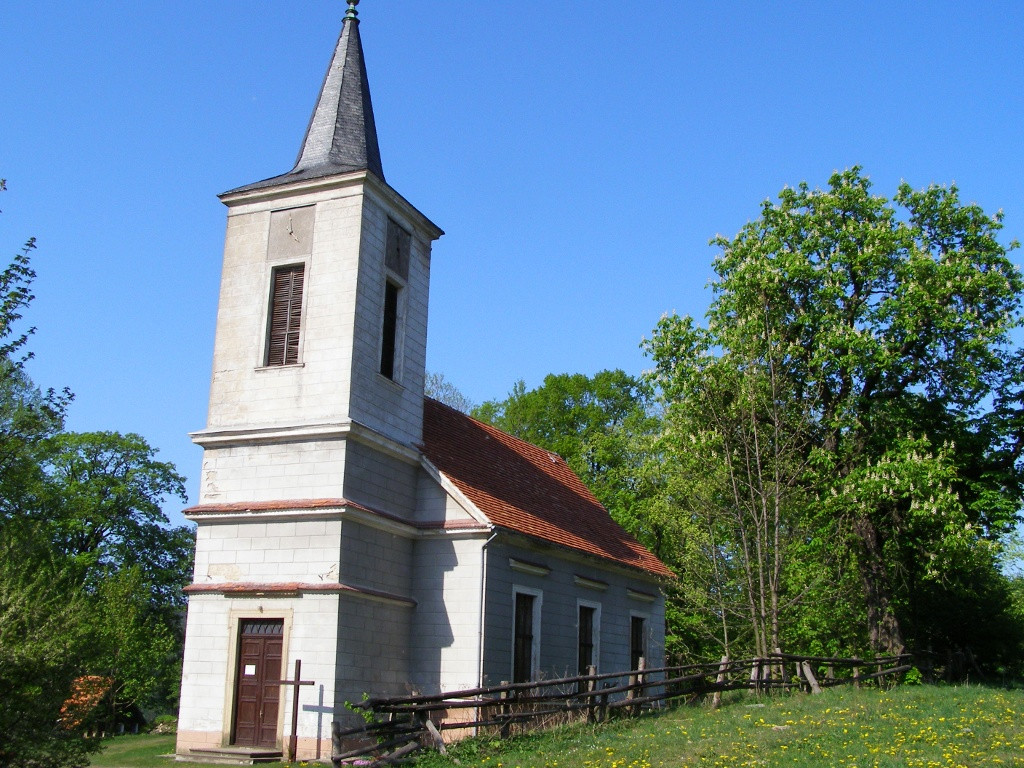 Church in Miedzianka