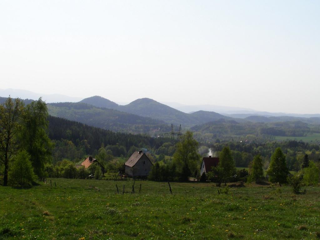 Sokole Gory from Miedzianka