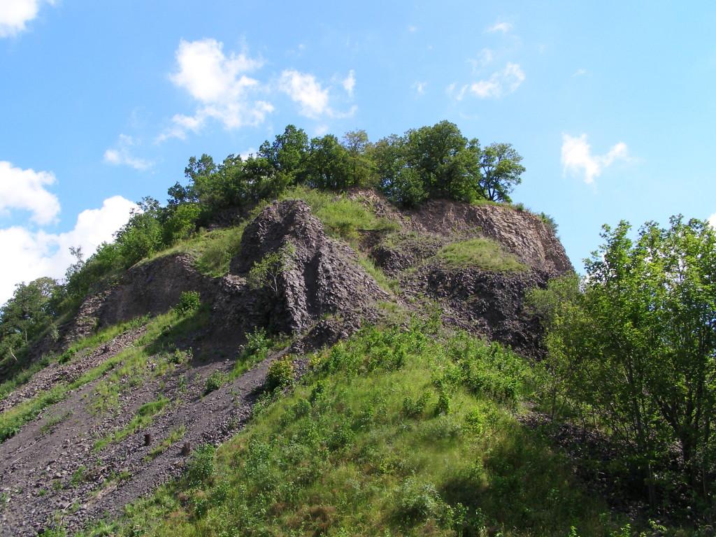 Wilcza Gora - natural reserve