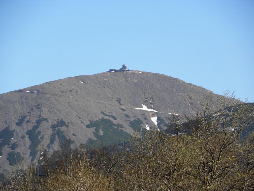Sniezka (1603 m)