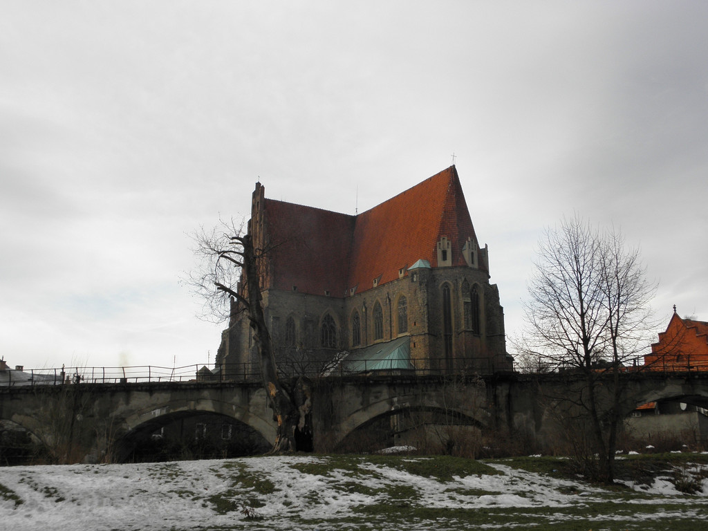 St. Peter's & Paul's church in Strzegom