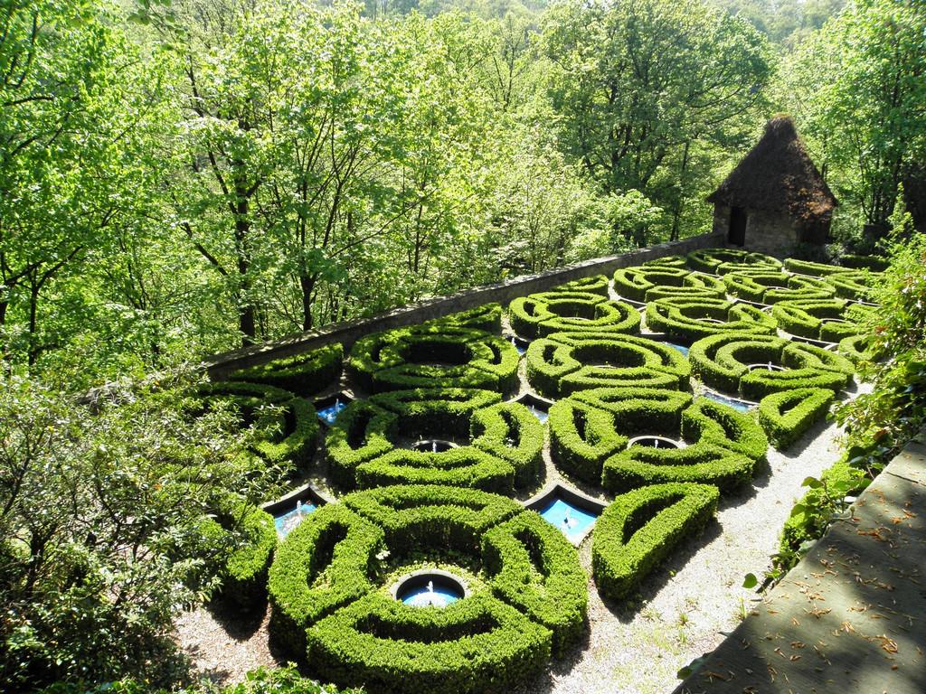 Gardens of Książ