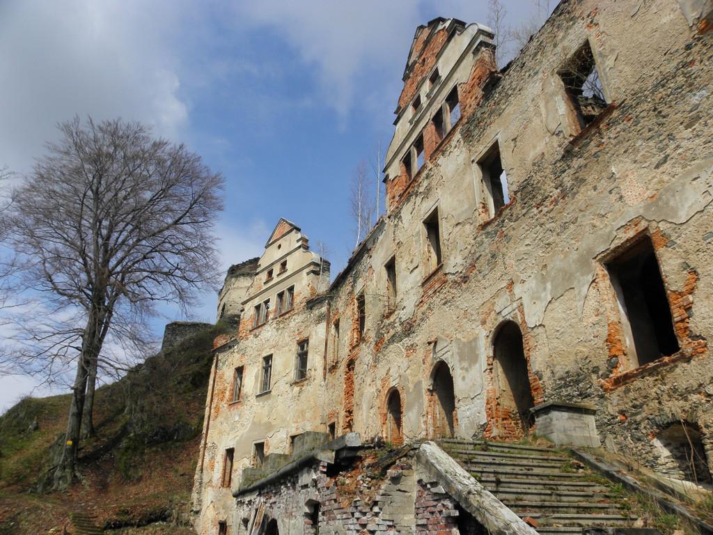 Pałac Zeidlitzów w Płoninie