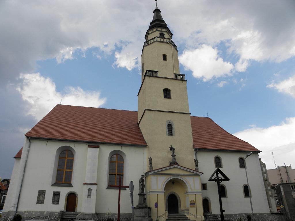 Kościół św. Jadwigi w Gryfowie Śl.