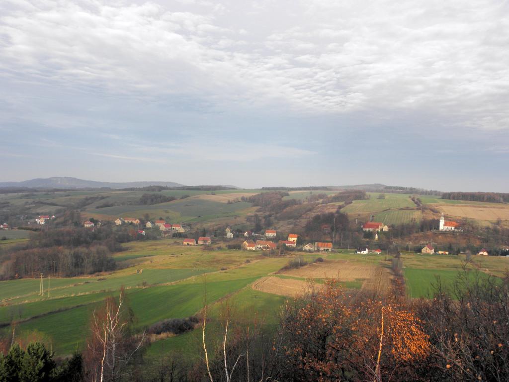 Widok z Czartowskiej Skały