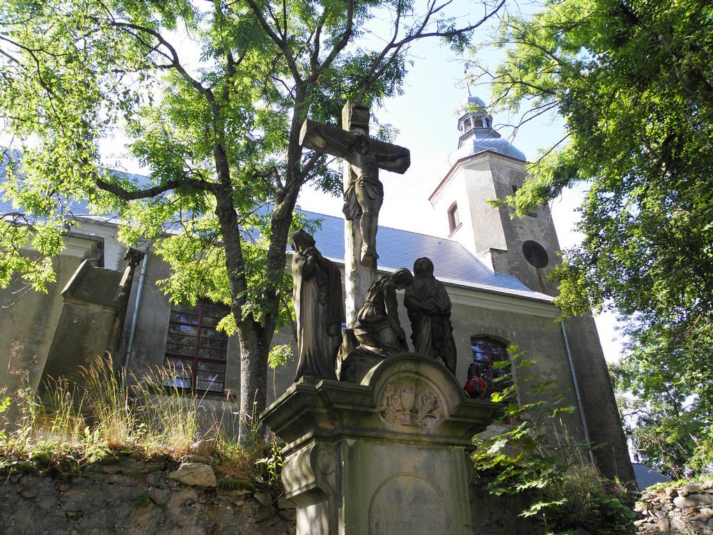 Kościół św. Jana Chrzciciela w Jodłowie