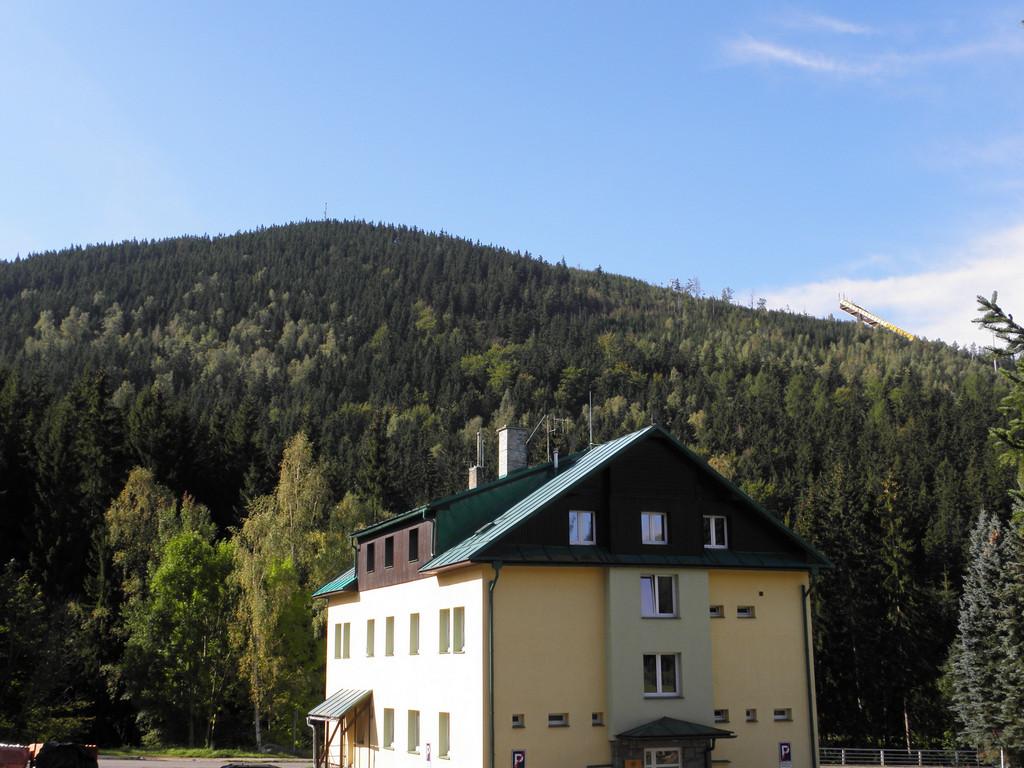 Czertova hora z Harrachowa