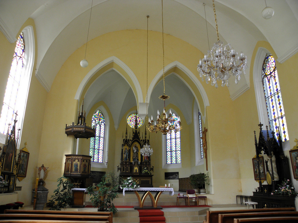 Zamkowa kaplica