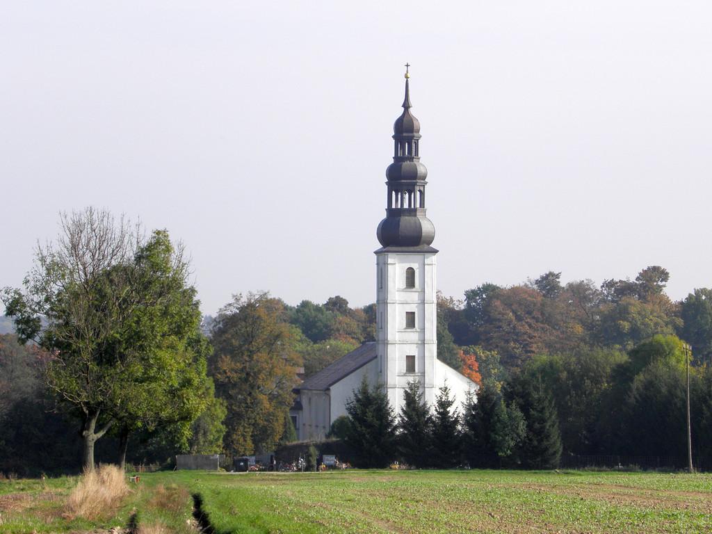 Proboszczowski kościół