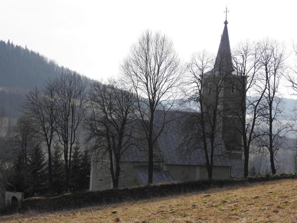 Kościółek w Mysłowie