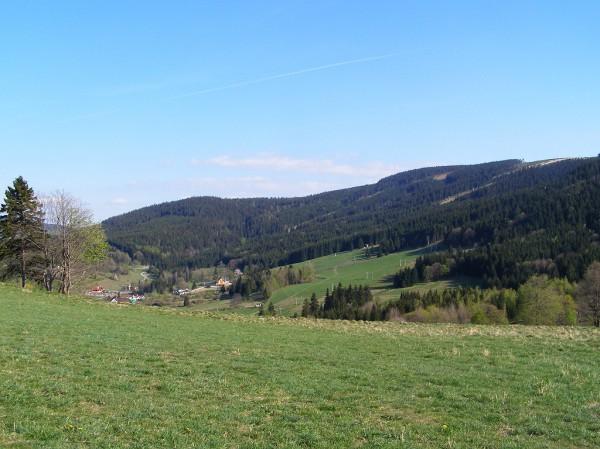 Sienna from Puchaczowka Pass