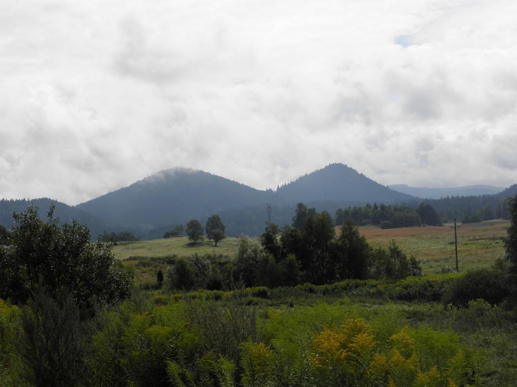 Góry Sokole z Wojanowa