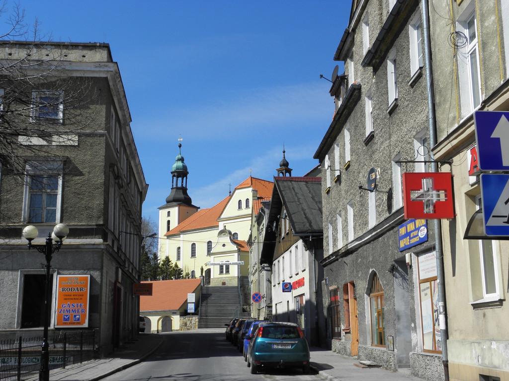 Kościół w Boguszowie