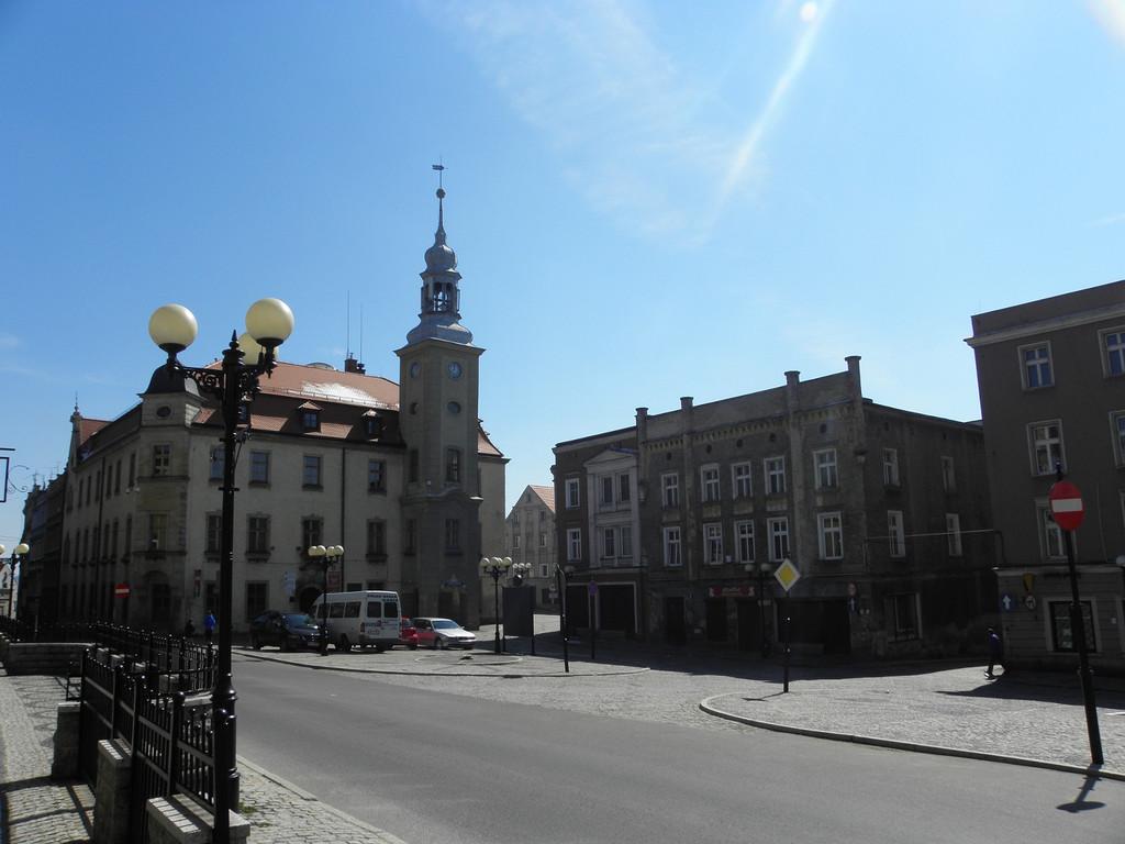 Boguszowski rynek