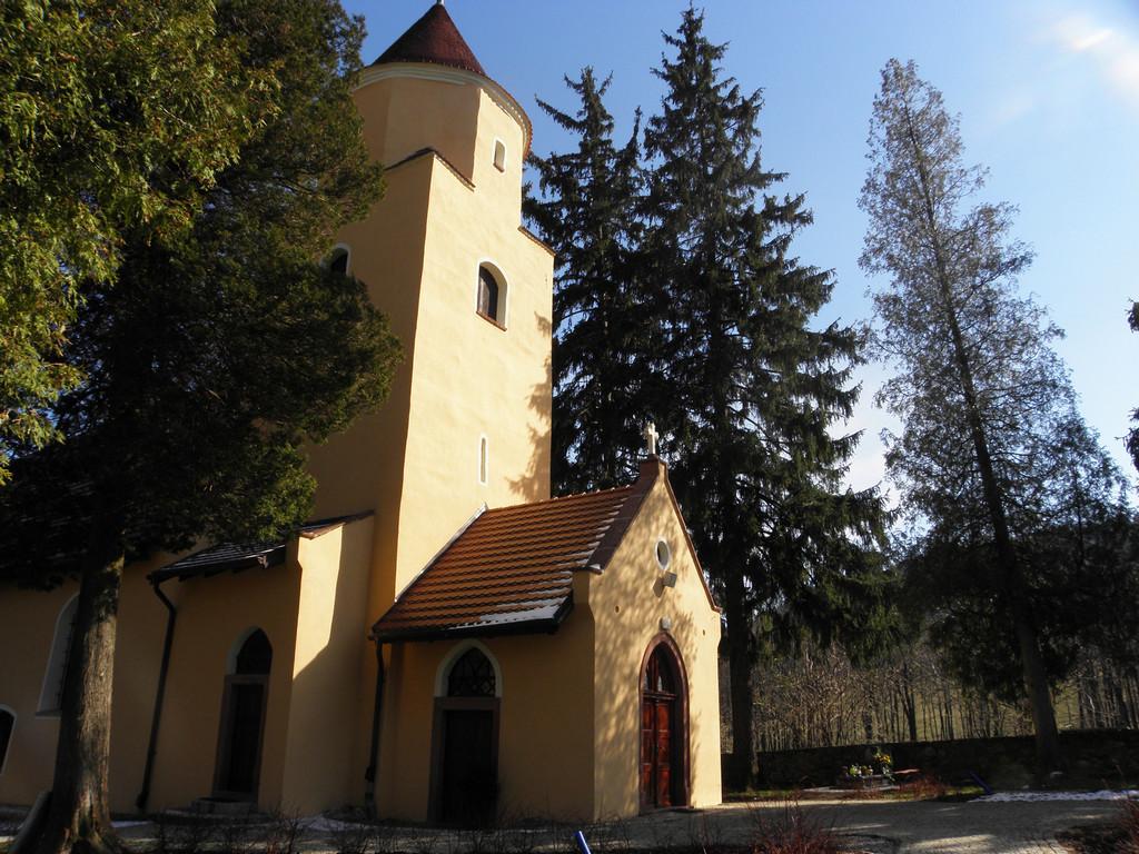Kościół św. Bartłomieja - Rościszów