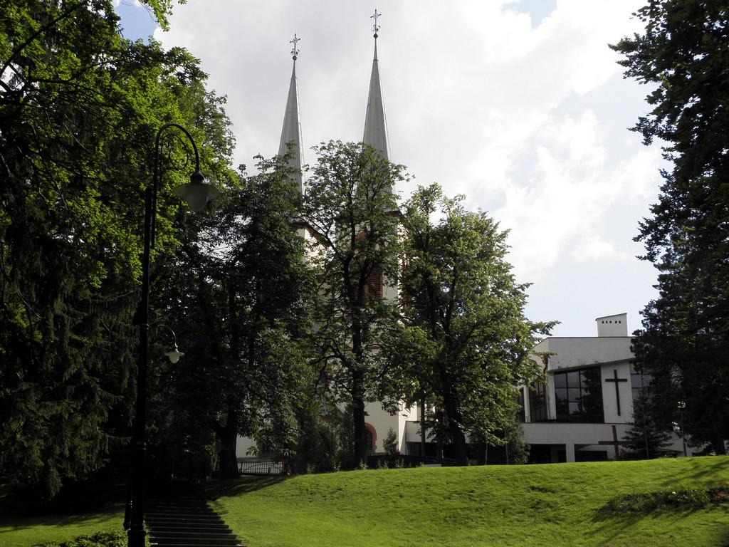 Kościół w Świeradowie-Zdroju