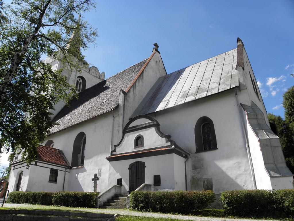 Kiełczyn - kościół