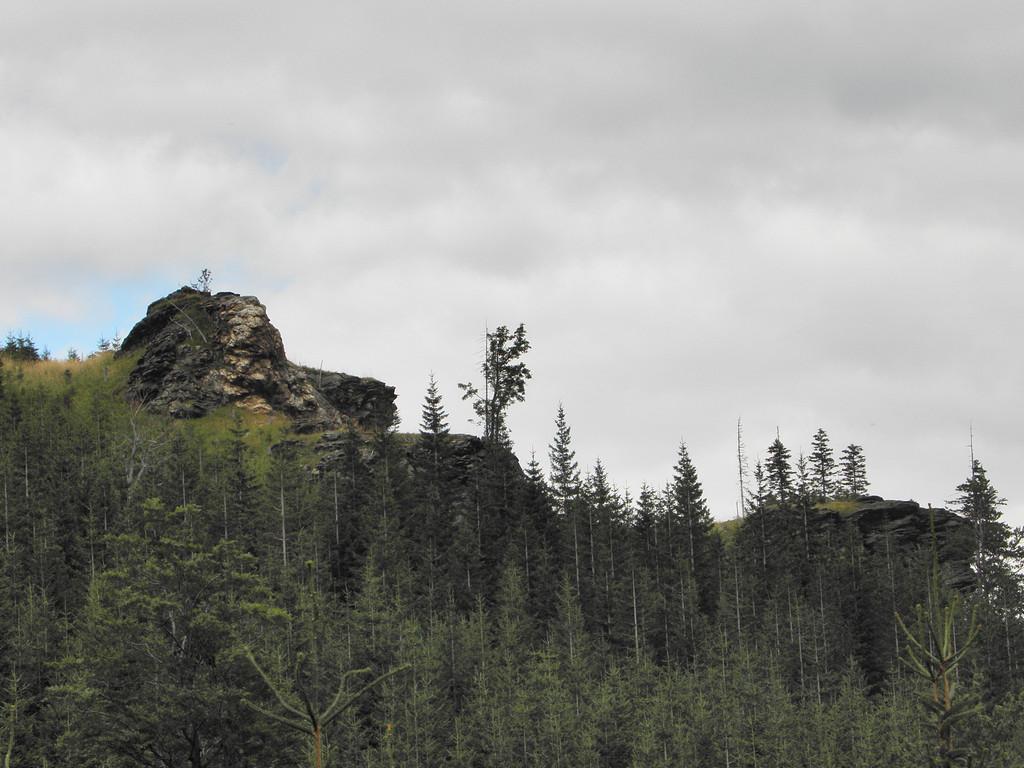 Kozie Skały na Kamziczim vrchu